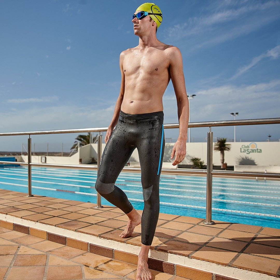Neoprene Buoyancy Kickpants 5/3mm pool