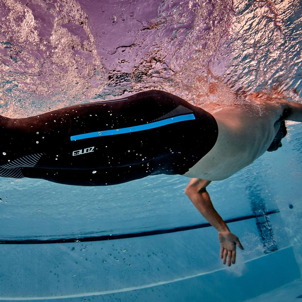 Neoprene Buoyancy Kickpants 5/3mm swim