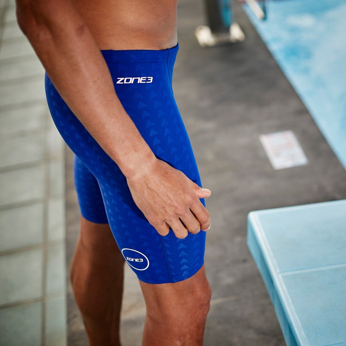 FINA Approved Men's Jammers - Performance Speed pool