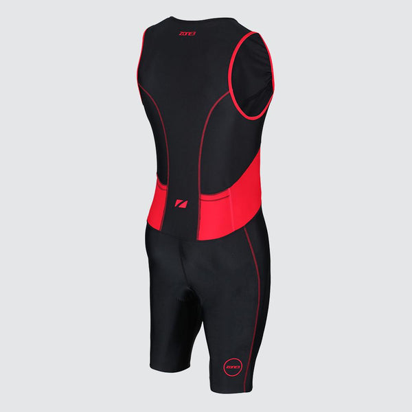 Men's Activate Trisuit back