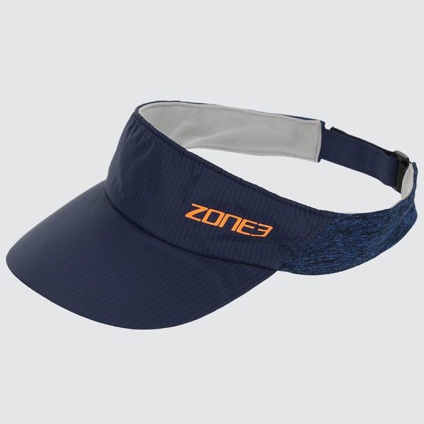 Lightweight Race Visor for Training and Racing blue