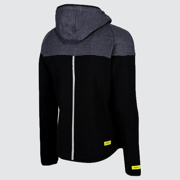 Men's Cotton Casual Hoodie back