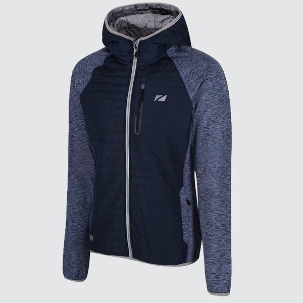 Men's Hybrid Puffa Quilted Jacket