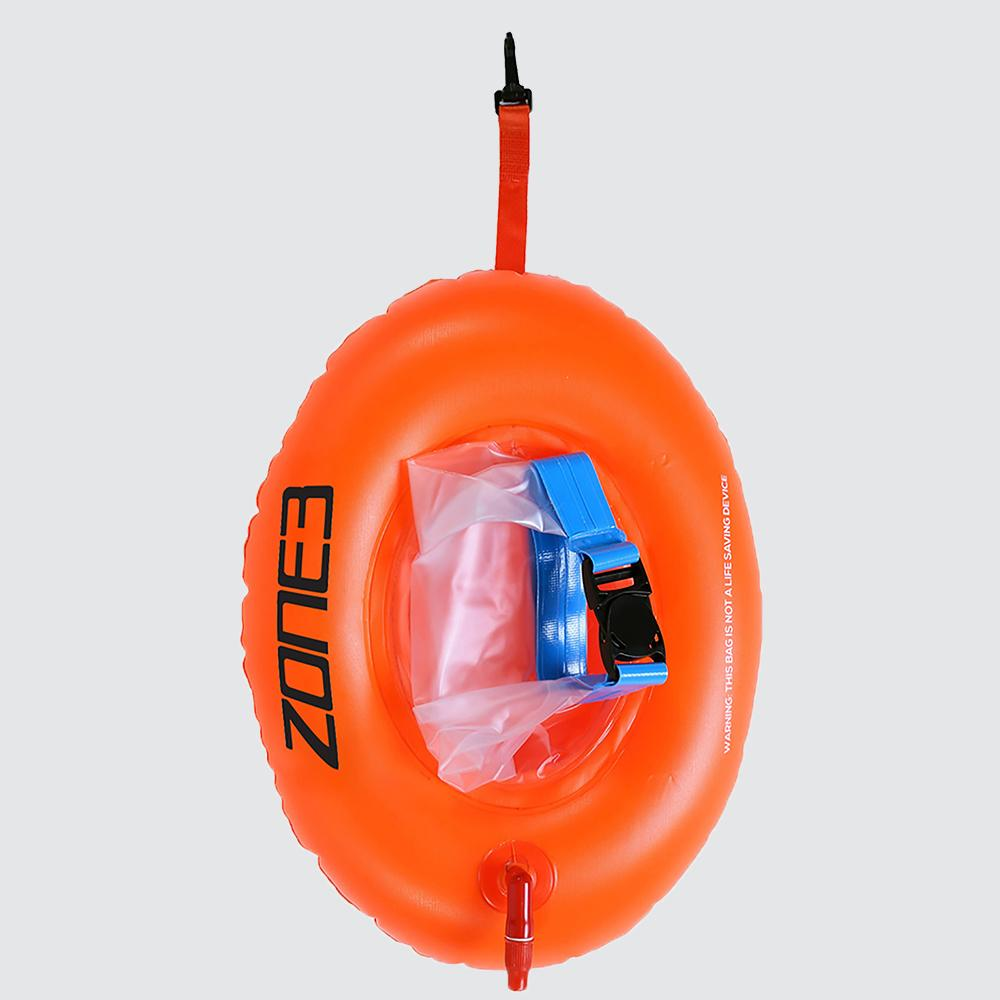 Swim Safety Buoy/Dry Bag Donut