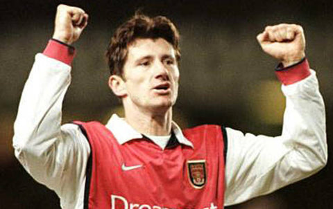 Davor Suker Arsenal