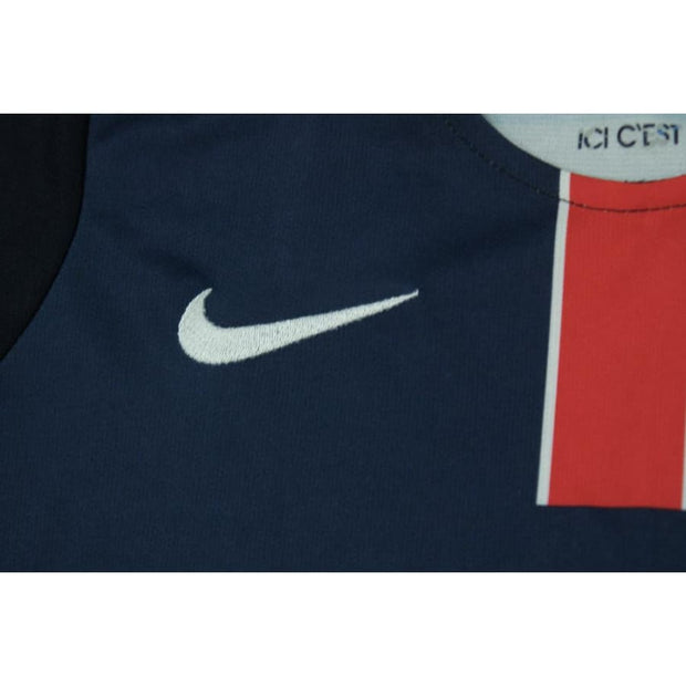 Maillot de football retro Paris Saint-Germain PSG N°27 PASTORE 2015-2016 - Nike - Paris Saint-Germain