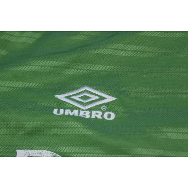 Maillot de football vintage domicile AS Saint-Etienne 2000-2001 - Umbro - AS Saint-Etienne