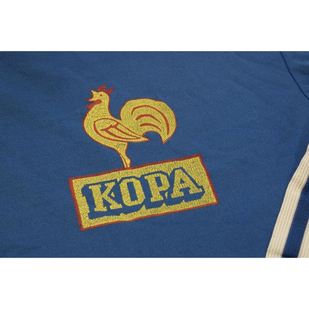 Maillot de football vintage domicile Equipe de France version Kopa - Kopa - Equipe de France