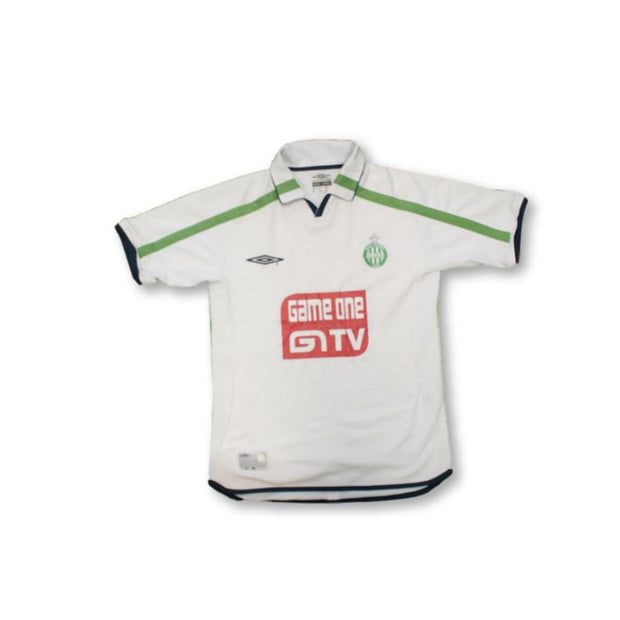 Maillot de football vintage extérieur AS Saint-Etienne 2001-2002 - Umbro - AS Saint-Etienne