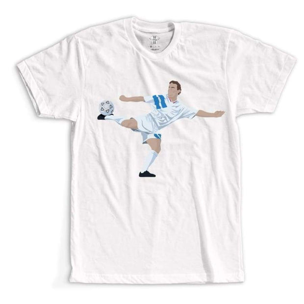 Tee shirt vintage - La Papinade - The Football Market - T-shirt