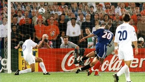 France Euro 2000 finale Italie
