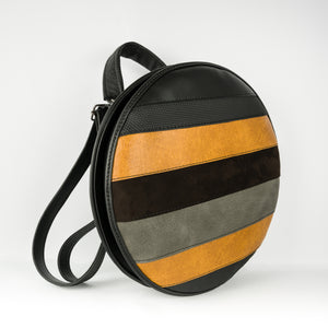 3WAY Circular Bag Vintage Honey