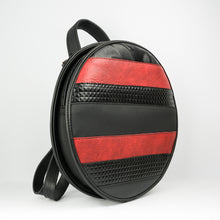 Load image into Gallery viewer, 3WAY Circular Bag Vintage Red