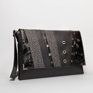Clutch Torba Patterns & Perforation