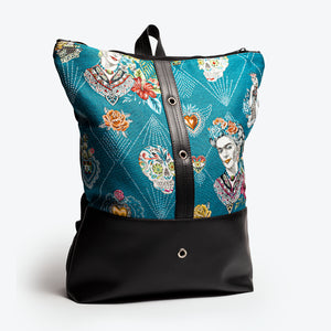 Daypack Ruksak Frida Edition Blue