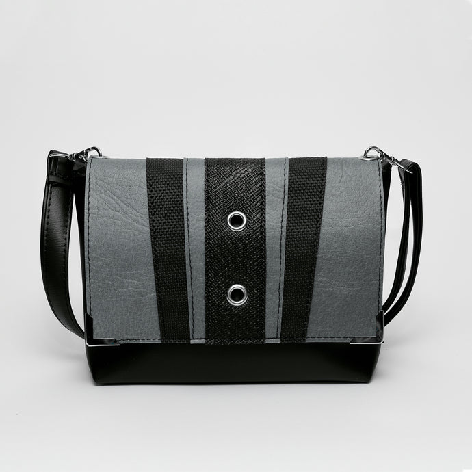 Mini Bag Torbica Basic Gray