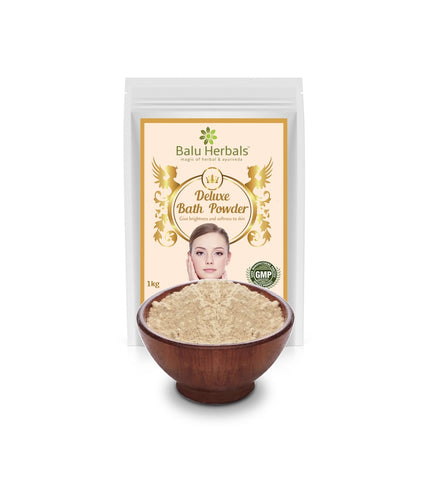 Deluxe Bath Powder - Balu Herbals