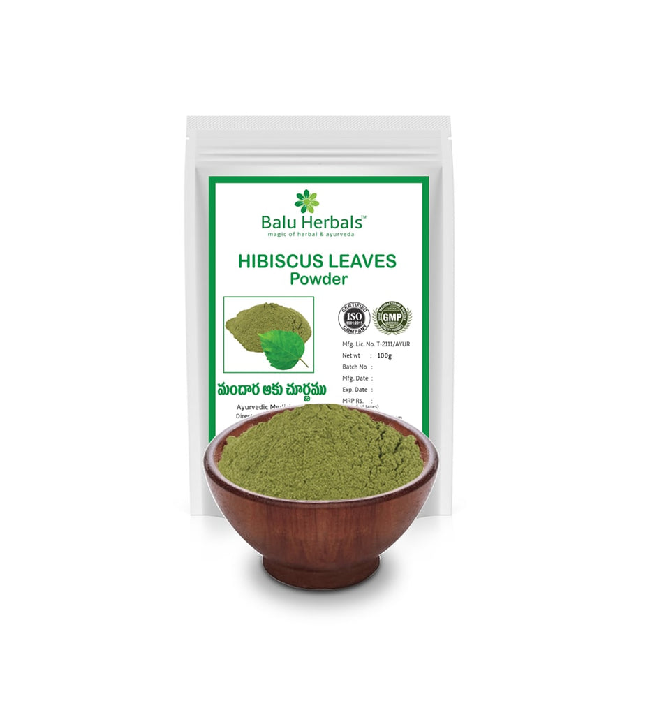 Mandhara Leaves Powder - Balu Herbals