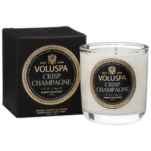 Load image into Gallery viewer, VOLUSPA / CRISP CHAMPAGNE CRISP VOTIVE / 3 OZ