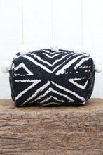 Load image into Gallery viewer, PAINTED ZEBRA QUILTED MINI BAG