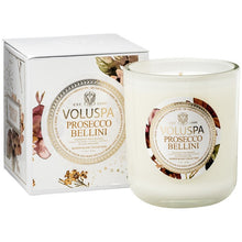 Load image into Gallery viewer, VOLUSPA / PROSECCO BELLINI MAISON CANDLE / 12 OZ