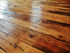 What is Reclaimed Wood Flooring?