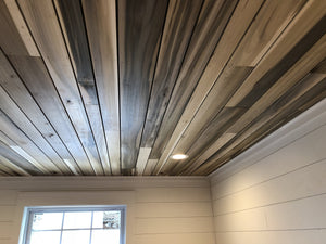 Reclaimed Wood Ceiling Plank