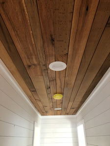 Oak Ceiling Plank - Rustic Quarter and Rift Sawn Paneling