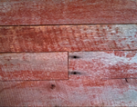 Barnwood Wall Board Faded Red Color Close-up