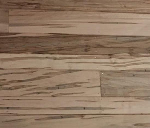Ambrosia Maple Wall Board Close Up of Planks