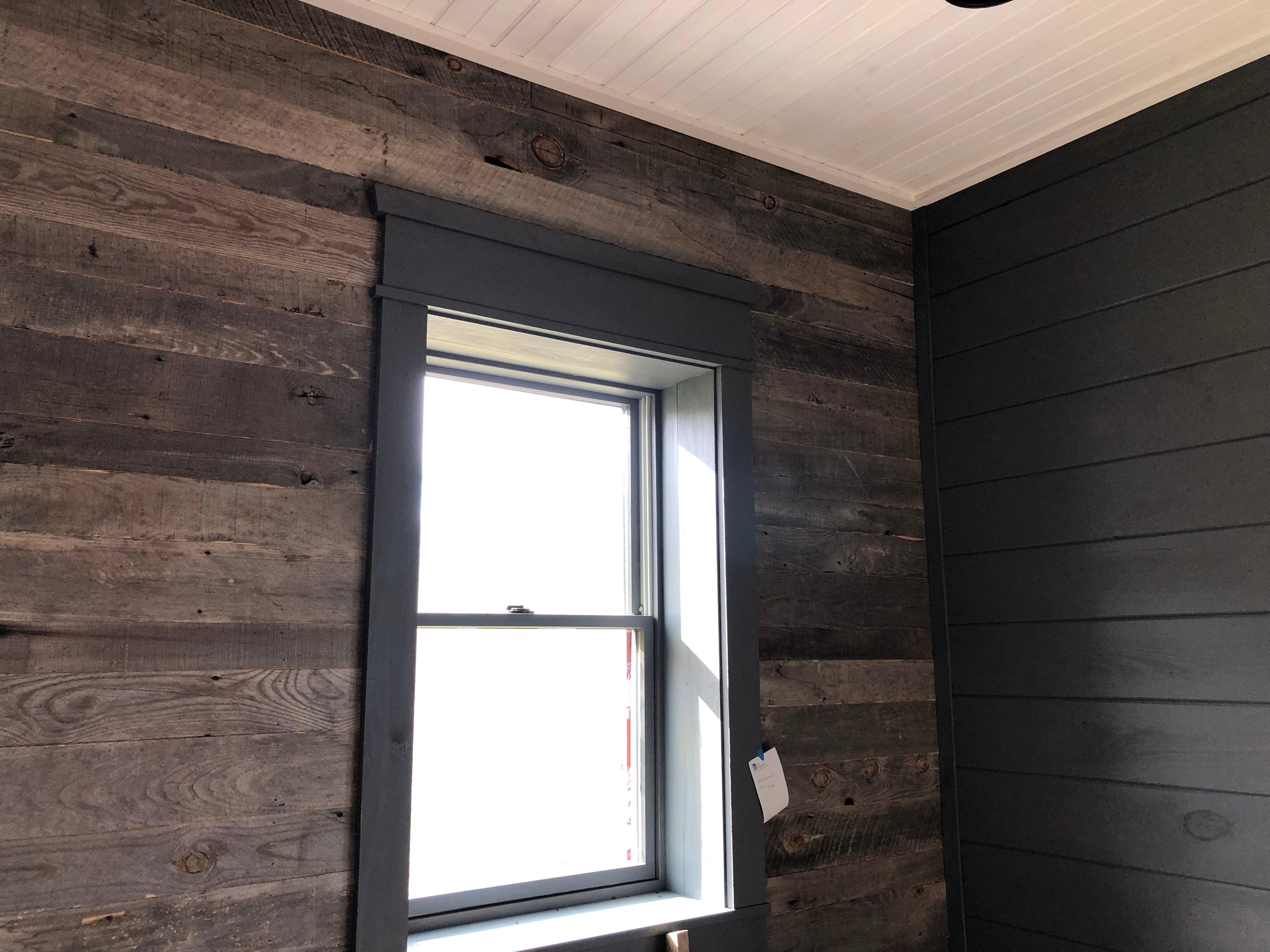 Reclaimed Wall Board Grey