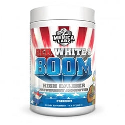 'Merica Labz Red, White & Boom, 25 servings (1494108045377)