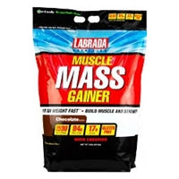 Labrada Muscle Mass Gainer, 12lbs