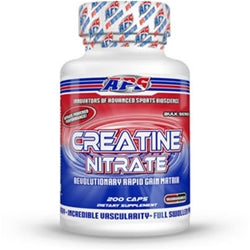 APS Nutrition Creatine Nitrate, 200 capsules