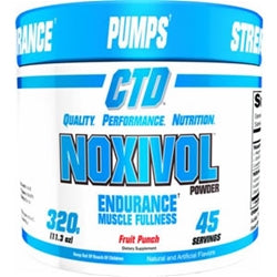 CTD Sports Noxivol Powder, 45 servings (1494153592897)