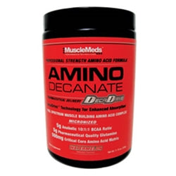 MuscleMeds Amino Decanate, 360g (12.7oz) (1494181609537)