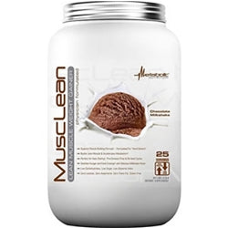 Metabolic Nutrition MuscLean, 2.5lb (1494162604097)
