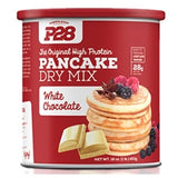 P28 High Protein Pancake Dry Mix, 16oz (White Chocolate) (1494195634241)