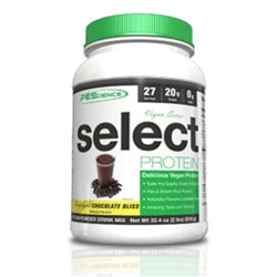 PEScience Select Vegan Protein, 27 servings