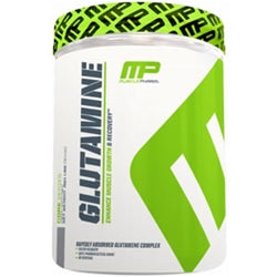 MusclePharm Glutamine, 300g (1494196060225)