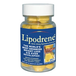 Hi-Tech Pharmaceuticals Lipodrene, 20 tablets (1494216441921)