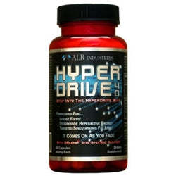 ALR Industries Hyperdrive 4.0, 60 capsules (1494208970817)