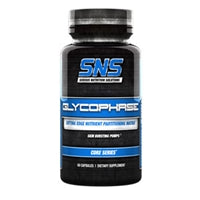SNS GlycoPhase, 60 capsules