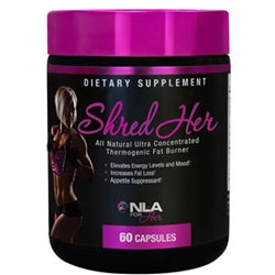 NLA for Her Shred Her, 60 capsules (1494057091137)