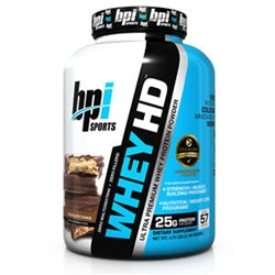 BPI Sports Whey HD, 50 servings (1494094118977)
