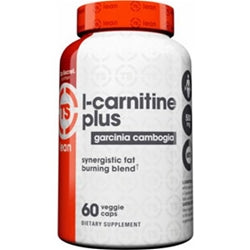 Top Secret Nutrition L-Carnitine Plus Garcinia Cambogia, 60 Veggie Caps (1494105882689)