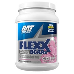 GAT Sport Flexx BCAAs, 60 servings (1494183313473)