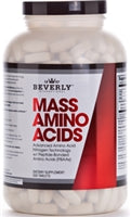 Beverly International Mass Amino Acids, 500 tablets (1494060564545)