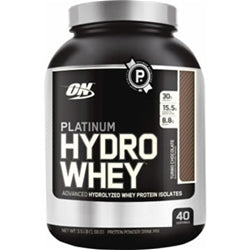 Optimum Nutrition Platinum HydroWhey, 3.5lbs