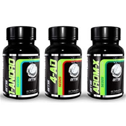 Advanced Muscle Science Pro-Anabolic Kit, 180 tablets